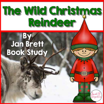 Wild Christmas Reindeer - Graphic Organizers