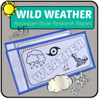 Wild Weather Accordian-Style Research Report