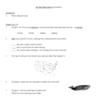 Wild Whale Watch (Magic School Bus) Study Guide