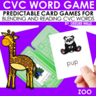 Wild Zoo CVC game and Memory Match