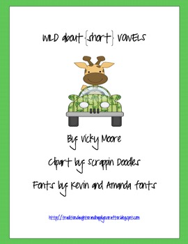 Wild about short vowels