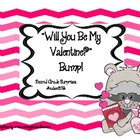 Will You Be My Valentine? Bump