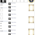 William McKinley Presidential Fakebook Template