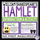 William Shakespeare's Hamlet:  Introductory Presentation