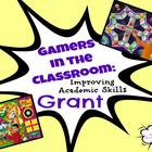 Winning Grant Proposal: Interactive Whiteboard Games worth