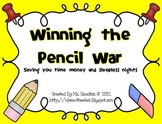 Winning the Pencil War - An Effective Management System