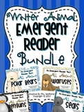 Winter Animal Emergent Reader Bundle