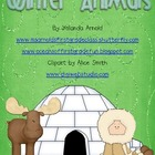 Winter Animals Unit