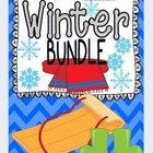Winter BUNDLE: 3 Winter Units (Christmas Unit, Winter Unit