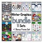 Winter Bundle {Graphics for Commercial Use}