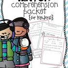 Winter Comprehension {for Kinders!}