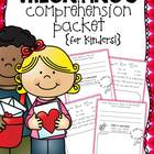 Valentine's Comprehension {for Kinders!}