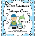 Winter Consonant Digraph Cards