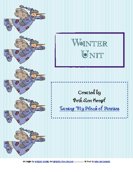 Winter Contraction Concentration First Grade