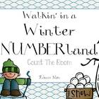 Winter Count The Room {Walkin' In a Winter NUMBERland}