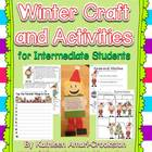 Winter Craft and Activities for the Intermediate Grades