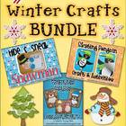 Winter Craftivities BUNDLE