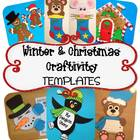 Winter Craftivities *TEMPLATES*