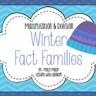 Winter Fact Families (Multiplication and Division)