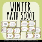 Winter Fun! {Common Core Math Scoot}