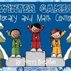 Winter Games! Math and Literacy Centers