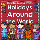 Winter Holidays Around the World Pack