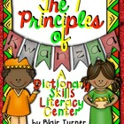 The 7 Principles of Kwanzaa: A Dictionary Skills Mini-Book