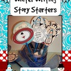 Winter: Winter Writing Story Starters {Common Core Writing