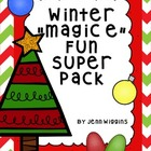 Winter 'Magic e' Super Pack