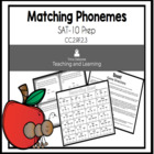 Matching Phonemes (Word Sounds) Task Cards