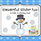 Winter Math & Literacy Unit~ HUGE!!
