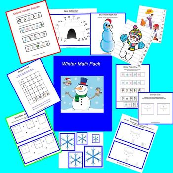 Winter Math Unit