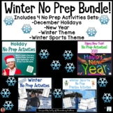 Winter No Prep Bundle