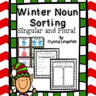 Winter Nouns Singular and Plural