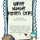 Winter Number Patterns