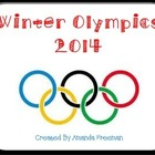 Winter Olympics 2014 Pack