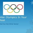 Winter Olympics At Your School