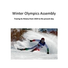 Winter Olympics Class Play or Assembly