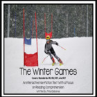 Winter Olympics Informational Text Interactive Reader