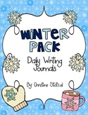 Winter Pack: Daily Writing Journals