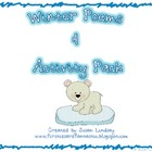 Winter Poems and Word Search Activity Pack