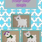 Winter Polar Bear Craft