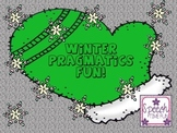 Winter Pragmatics Fun!