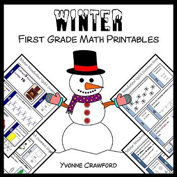 Winter Quick Common Core (1st grade)