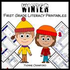 Winter Quick Common Core Literacy (1st grade)