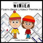 Winter Quick Common Core Literacy (4th grade)