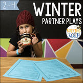 Winter Reader's Theater: Partner Plays for Two Readers