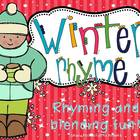 Winter Rhymes and Blending
