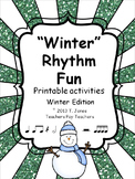Winter Rhythm Fun