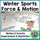 Winter Sports: A Winter Sports Investigation Into Force an
